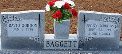 Peggy <i>Scruggs</i> Baggett