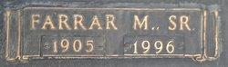 Farrar Martin Alexander, Sr