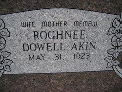 Roghnee <i>Dowell</i> Akin