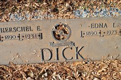 Herschel E Dick