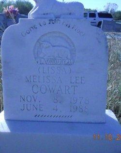 Melissa Lee Lissa Cowart