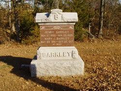 Mary J. <i>Black</i> Barkley