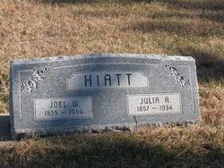 Joel W. Hiatt