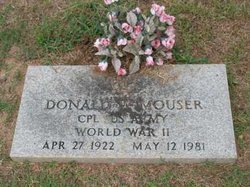 Donald W. Mouser