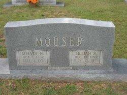 Melvin Nathaniel Mouser