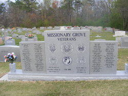 Missionary Grove Cemetery