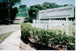 Lake Carroll Cemetery