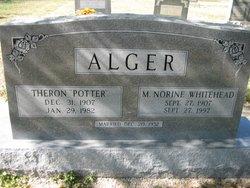 Mary Norine <i>Whitehead</i> Alger