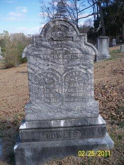 Isabella Caroline <i>Brock</i> Bowles