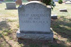 Isabel Miller Belle <i>Gulick</i> Ammerman