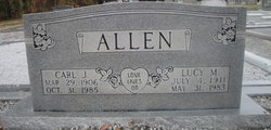 Carl Jefferson Allen