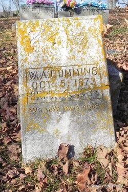 William A Cummins