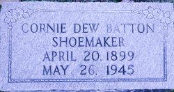 Cornie Dew <i>Batton</i> Shoemaker
