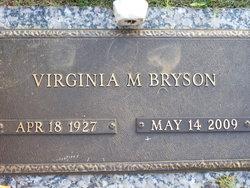 Martha Virginia Virginia <i>Messervy</i> Bryson