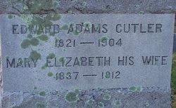 Edward A. Cutler