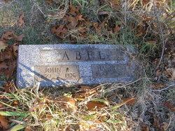 John R. Bud Abel