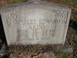 Charles Edward Akins