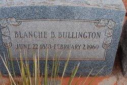 Blanch Brown <i>Imboden</i> Bullington