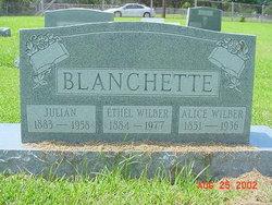Julian C. Blanchette