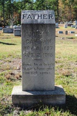 John Y. Cameron