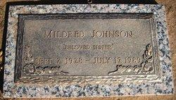 Mildred <i>Paden</i> Johnson