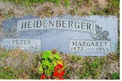 Margaretha <i>Scherzer</i> Heidenberger