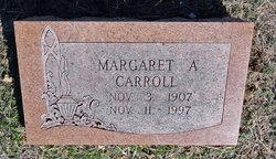 Margaret A. Carroll