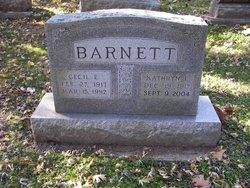 Kathryn E. <i>Lasher</i> Barnett