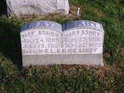 Mary Ashby