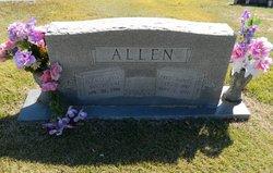 Lucille <i>Wells</i> Allen