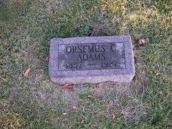 Orsemus Clark Adams
