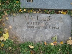 Walter C Mahler