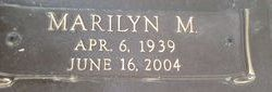 Marilyn Marlene <i>Mitchell</i> Archer