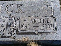 H. Arlene <i>Baker</i> Amick