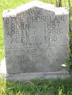Bessie Crossland