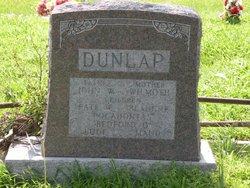 John W Dunlap