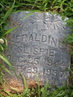 Geraldine Glispie