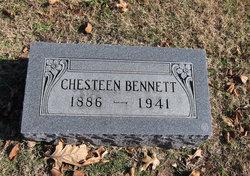 Chesteen Bennett