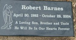 Robert Bernard Barnes, Jr