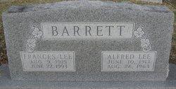 Frances Lee Barrett