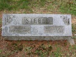 Zie Minnie <i>Pope</i> Steele