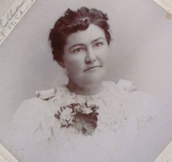 Ella <i>Jones</i> Dickinson Hornbuckle