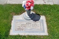 Jennette Steele <i>Andrews</i> Scott