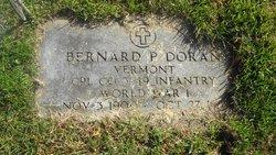 Bernard Paul Duke Doran