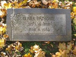 Oliver Louis Bathgate