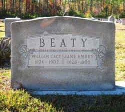 William Cacy Beaty
