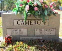 Alvis Henry Cameron
