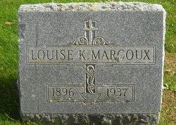 Louise Katherine <i>Theberge</i> Marcoux