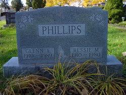 Bessie M Phillips