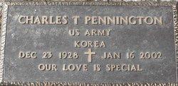 Charles T Pennington